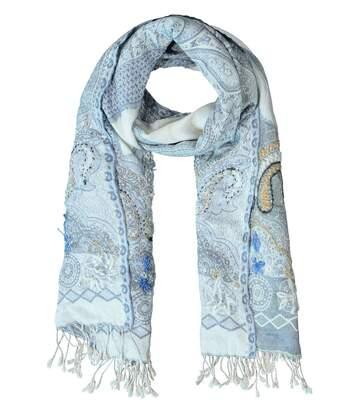 ULLA POPKEN foulard multicolore NOUVEAU