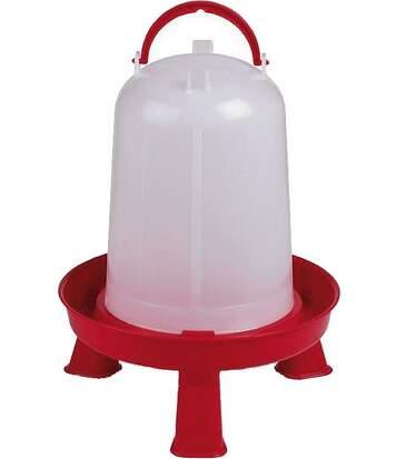 Abreuvoir en plastique avec pied 10 litres