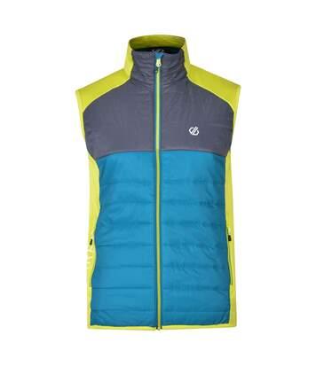 Dare2b Mens Coordinate Wool Hybrid Vest (Ocean Depths/Ebony) - UTRG4802