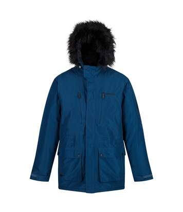 Regatta Mens Salinger Hooded Jacket (Blue Wing) - UTRG3677
