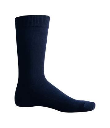 ID Mens Classic Business Socks (Navy) - UTID260