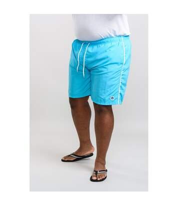 Duke Mens Yarrow D555 Full Length Swim Shorts (Blue) - UTDC205