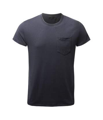 Craghoppers Mens NosiLife Active Short-Sleeved Tee (Midnight Blue) - UTCG759