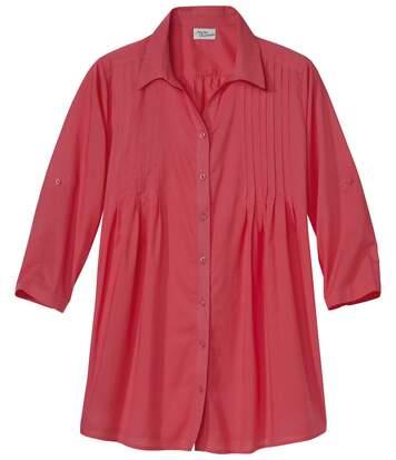 Рубашка из Хлопка-вуали