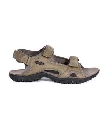 Regatta Great Outdoors Mens Haris Sandals (Walnut/Tree Top) - UTRG758