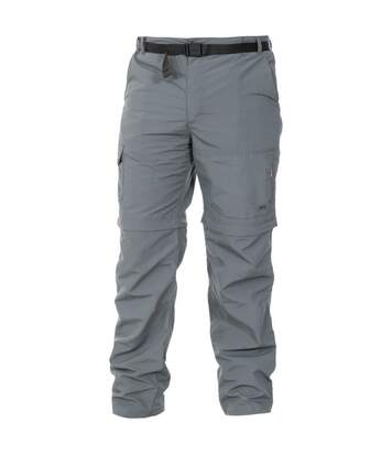 Trespass Mens Rynne Moskitophobia Hiking Trousers (Carbon) - UTTP4059