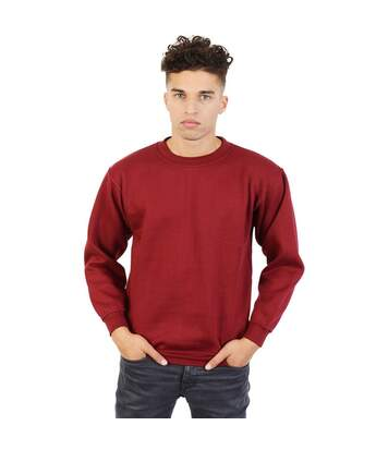 Absolute Apparel - Sweat-Shirt Magnum - Homme (Bordeaux) - UTAB111