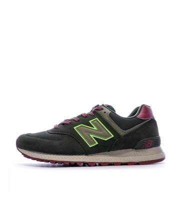 Baskets Vertes Homme New Balance MT574 D