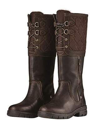 Dublin - Bottes Teddington - Adulte (Chocolat) - UTWB865