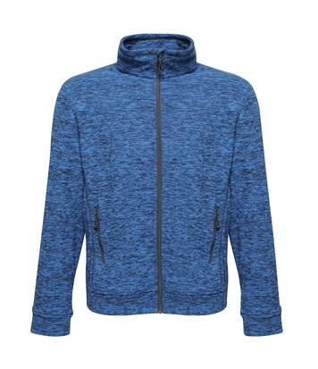 Regatta Mens Thornly Full Zip Marl Fleece Jacket (Seal Grey Marl) - UTRW6621