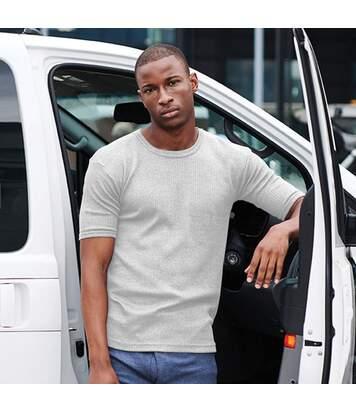 Regatta Mens Thermal Underwear Short Sleeve Vest / T-Shirt (White) - UTRW1258