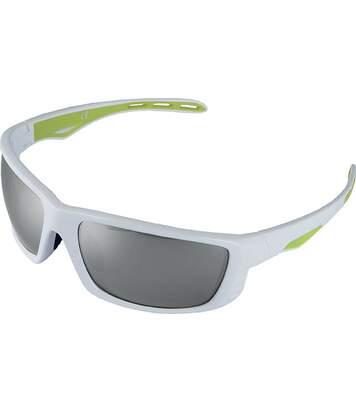 Lunettes de soleil sport White / Lime