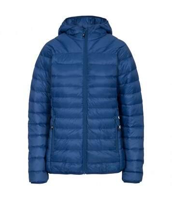 Trespass Womens/Ladies Trisha Packaway Down Jacket (Indigo) - UTTP3544