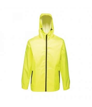 Regatta Mens Pro Packaway Jacket (Fluro Yellow) - UTRG3332