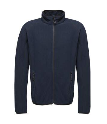 Regatta Mens Dreamstate Mini Honeycomb Fleece Jacket (Navy) - UTPC3631