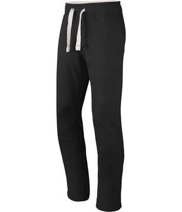 pantalon jogging unisexe K706 - noir