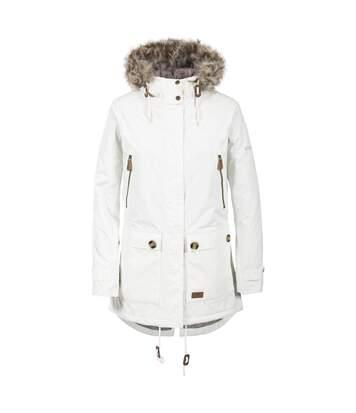 Trespass Womens/Ladies Clea Waterproof Padded Jacket (Ghost) - UTTP3067