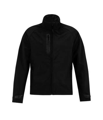 B&C Mens X-Lite Softshell Jacket (Black) - UTBC3864