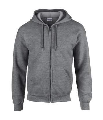 Gildan - Sweatshirt - Homme (Gris foncé) - UTBC471