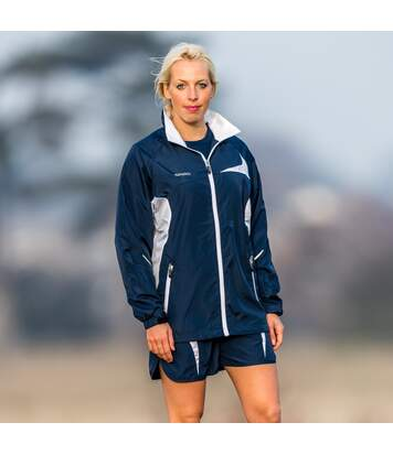 Spiro Mens Micro-Lite Performance Sports Jacket (Water Repellent, Wind Resistant & Breathable) (Lime/Grey) - UTRW1474