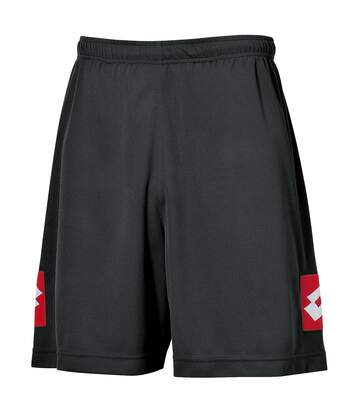 Lotto Mens Football Sports Speed Shorts (Black) - UTRW810
