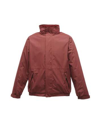 Regatta Dover Waterproof Windproof Jacket (Thermo-Guard Insulation) (Burgundy) - UTRG1425