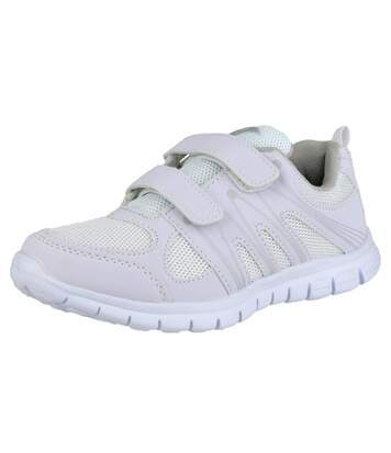 Mirak Milos Ladies Sports Shoes / Womens Trainers (White) - UTFS2410