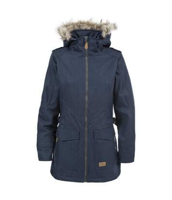 Trespass Womens/Ladies Everyday Waterproof Jacket (Navy) - UTTP4437