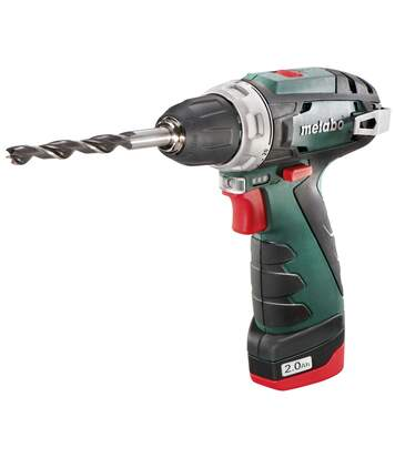 METABO  PERCEUSE SANS FIL 10.8 V