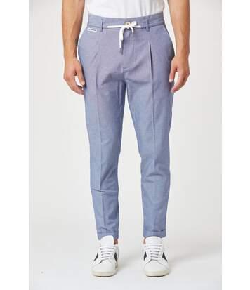 Pantalon coton straight JERKS