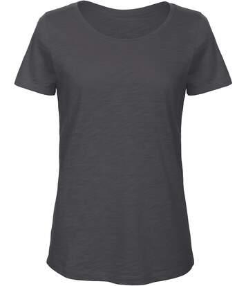 T-shirt Organic Slub Femme