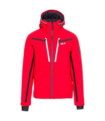 Trespass Mens Jared DLX Ski Jacket (XXS) (Red) - UTTP5136