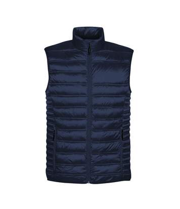 Stormtech Mens Basecamp Thermal Quilted Gilet (Electric Blue) - UTRW5479