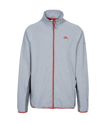 Trespass Mens Mirth Fleece Jacket (Carbon Stripe) - UTTP4146