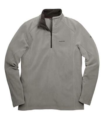 Craghoppers Corey II Lightweight Microfleece Top (Granite) - UTRW339