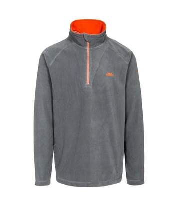 Trespass Mens Blackford Microfleece (Carbon) - UTTP4241