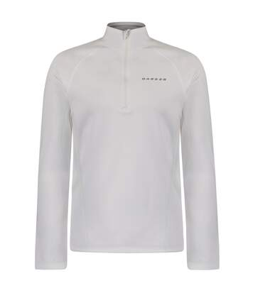 Dare 2B Mens Interfuse Core Stretch Lightweight Pullover (White) - UTRG2605