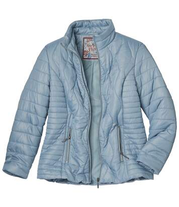 Különleges steppelt kabát