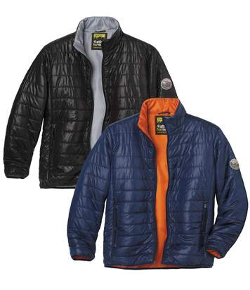 Men's Pack of 2 Lightweight Atlas® Puffer Jackets