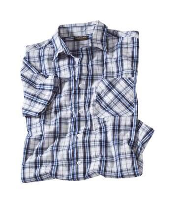 Рубашка в Клетку из Хлопка
