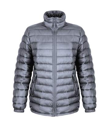 Result Ladies/Womens Ice Bird Padded Jacket (Water Repellent & Windproof) (Frost Grey) - UTBC2047