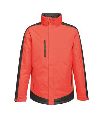 Regatta Contrast Mens Insulated jacket (Classic Red/Black) - UTRW6354
