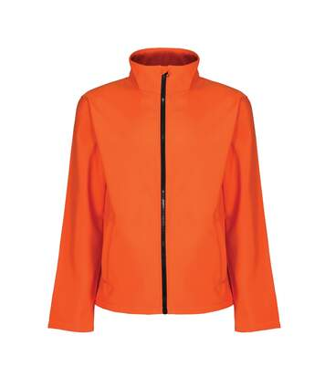 Regatta Mens Ablaze Printable Softshell Jacket (Classic Red/Black) - UTRG3560