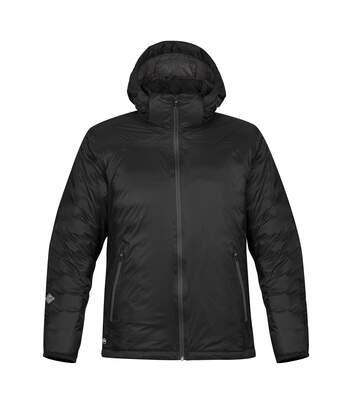 Stormtech Mens Black Ice Thermal Jacket (Black/Dolphin) - UTRW5980