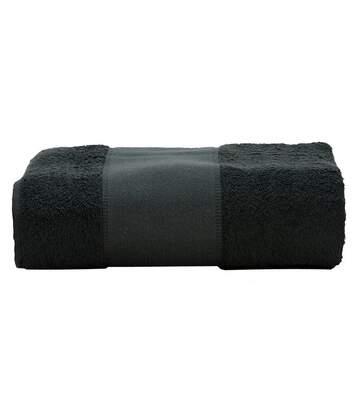 A&R - Serviette De Bain Large (Noir) - UTRW6039