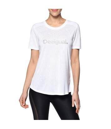 Tee Shirt Desigual Essentials Tee 19SOTK27