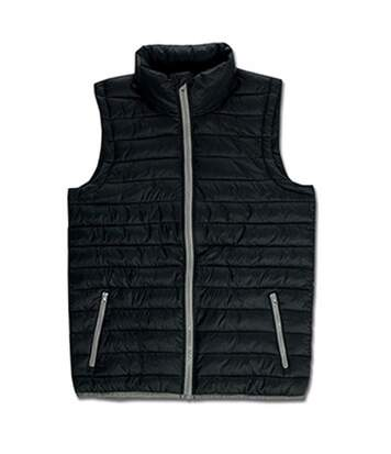 Stedman Mens Active Padded Vest (Black Opal) - UTAB305