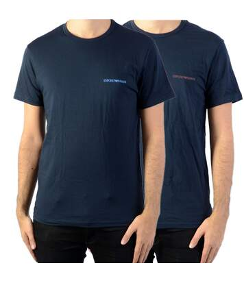 Pack De 2 Tee-Shirt Emporio Armani