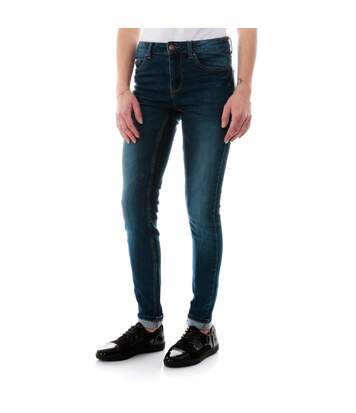 Five Betty Femme Jean Skinny Bleu Pieces