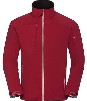 Veste softshell bionic homme - R-410-M - rouge